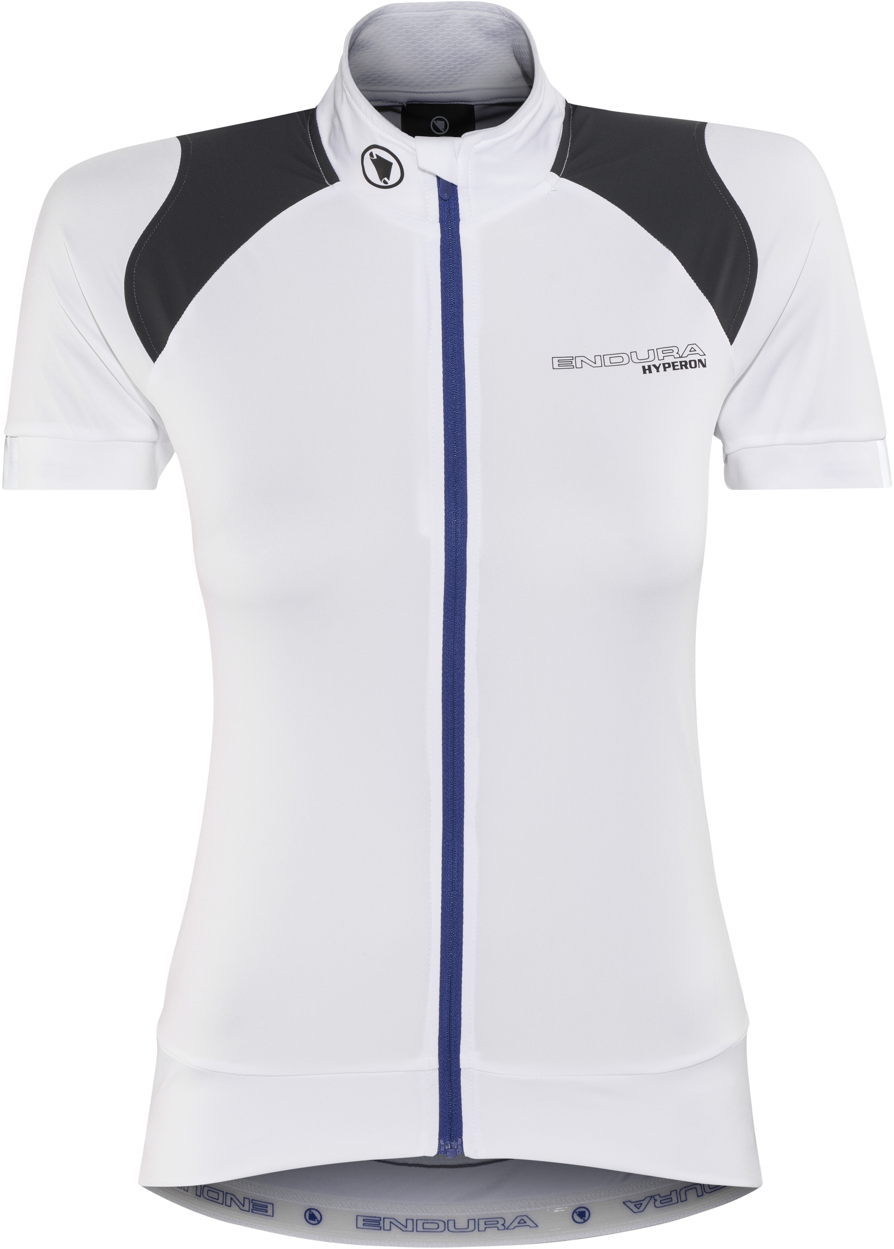 Endura Hyperon Bike Jersey Shortsleeve Women white black at Bikester ... ec87b0d37